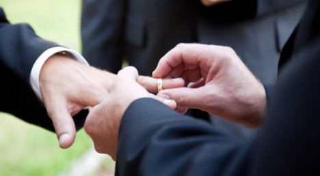 gay marriage and civil union
